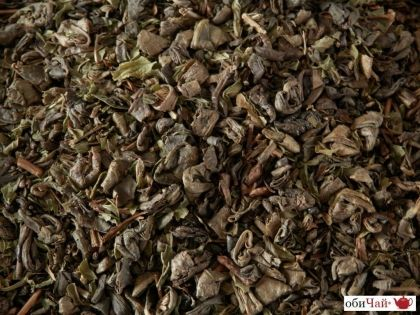 Green Tea Spearmint Morocco Mint